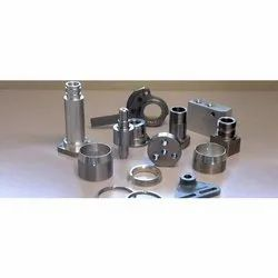 Steel Hastelloy Machine Components, Material Grade: SS 316