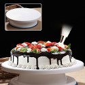 White Cake Turntable