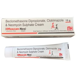 Beclomethasone Dipropionate Clotrimazole And Neomycin Sulphate Cream