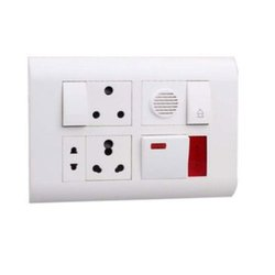 Daksh Electricals Plastic Electric Switch Board, 1, IP65
