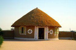 Rajasthani Hut