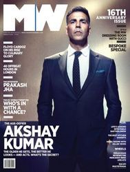 M W Magazine Cover Photography Services