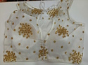 Net Embroidered  Blouse
