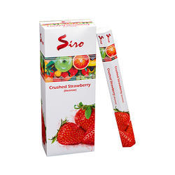 Crushed Strawberry Hexa Incense Stick