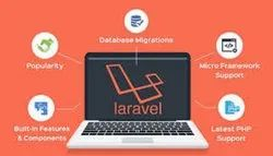Laravel Development Services, With Online Support