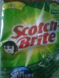 Bk Scotch Brite Scotch Brite, 4000 Pic Order, Packaging Type: Carton