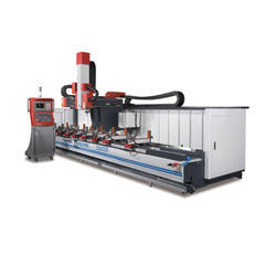 JIH-CNC S Type CNC Machining Center