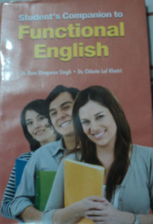 Students Companion To Functional English Editors Books