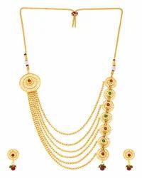 gold necklace set sone ka har set latest price