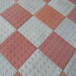 Cement Car Parking Tile