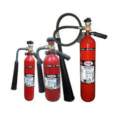 Co2 Type Base Portable Fire Extinguisher