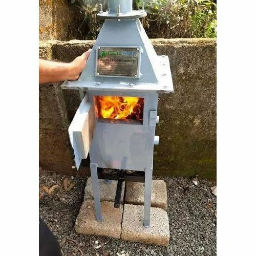 Diesel,Gas 2 Kg Domestic Incinerator, Solid Waste Incinerator, Automatic Grade: Manual