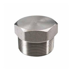 Mild Steel Hex Head Plug