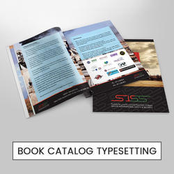 Book Catalog Typesetting Services