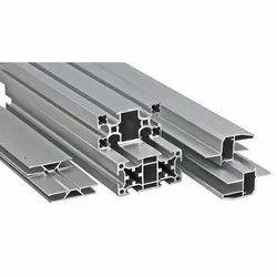 Aluminum T-Profile Aluminium Profiles, For Construction