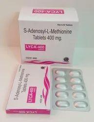 S-Adenosyl-L-Methionine 400mg (Alu-Alu)