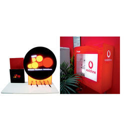 Mobile Recharge Wall Mounted Charging Unit, Model Name/Number: 00014, Size/Dimension: STD