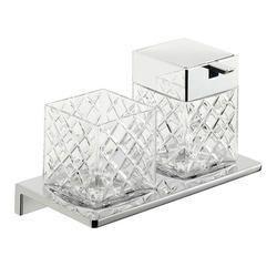 Sonata Crystal Collections Bathroom Fittings