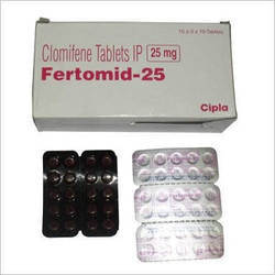 Fertomid Tablet