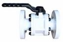 PP Ball Valves Flang Type
