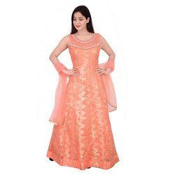 Shree Jee Ladies Gown Suit