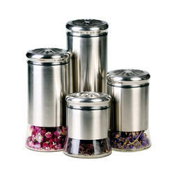 SS Canister Set