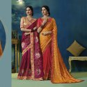 Exclusive Georgette Work Saree