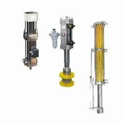 Servo Hydraulic Dynamic Static Actuator