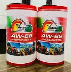 Anti-Wear Hydraulic Oil, Grade: Aw-68, Packaging Type: Can
