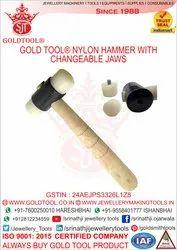 Gold Tool 2 Sided Nylon Hammer