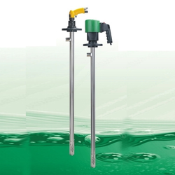Pneumatic Motorised Barrel Pump