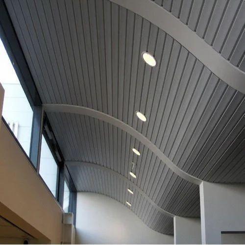 Metal False Ceiling at Rs 70/square feet   मेटल फॉल्स ...