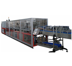 Tray Packaging Machine