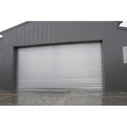 SS Remote Operated Rolling Shutter