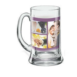 photograph relating to Printable Glassware titled Published Gl Mug at Least difficult Rate within just India