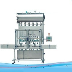 Fungicide Filling Machine