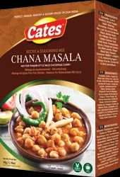 Cates dried powder Chana Masala
