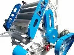 CORRUGATED BOX PACKAGING MACHINE, Automation Grade: Semi-Automatic, 4 To 4.5ton