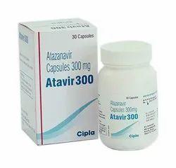 Atazanavira Capsules 300 Mg