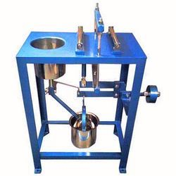 Tile Flexure Testing Apparatus