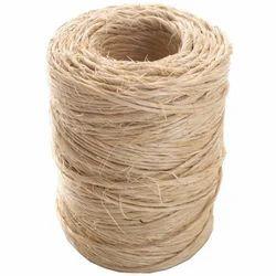 Brown Sisal Yarn