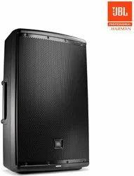 Black And Plastic 2.0 JBL EON 615 Outdoor Speakers, 1000w