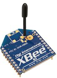 Xbee 1mW Wire Antenna Series 1 Module