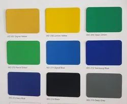 Solid Colours ACP Sheets