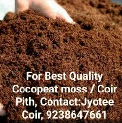 Powder Coco Coir Pith, Packaging Type: Bag, Packaging Size: 40 Kg