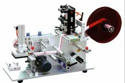Flat Surface Label Applicator Machine Pneumatic