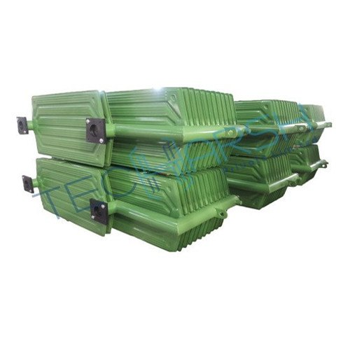 Header Type Transformer Radiator