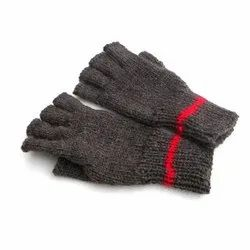 Plain VP Oswal Woolen Hand Gloves