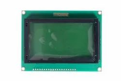 RG12864 128 x 64 Green Graphic LCD Display