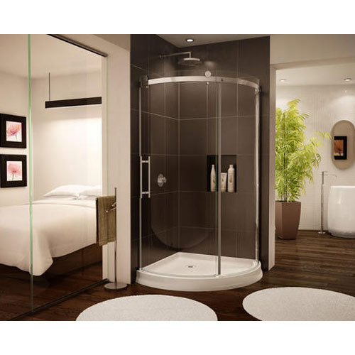 Glass Shower Enclosure at Rs 165 /square feet | Dhandra Road ...